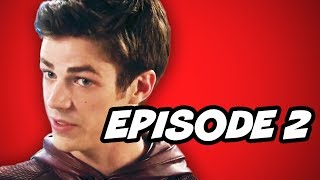 The Flash Episode 2 - TOP 5 Comic Book Easter Eggs
