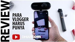 Review Insta 360 One, Para Vlogger Harus Punya!
