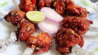 Chicken Lollipop Recipe | Chicken Starter Recipe | Delicious Indian Snack
