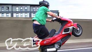 The Moped Gangs of London: UK Bikelife