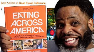 #1 Best Seller On Amazon in Road Travel: EATING ACROSS AMERICA