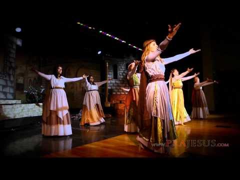 Apresentação DdA Dança na Pascoa de 2012