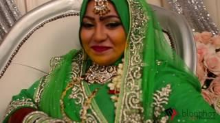 Ridzuan & Asimah   Indian Muslim Wedding   Malam Inai-Nikkah-Reception Highlights  