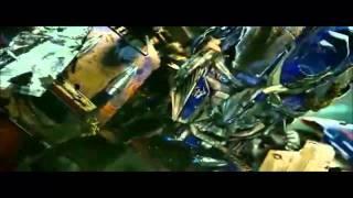 Transformers revenge of the fallen speed forest battle