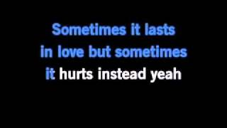 Adele - Someone Like You Karaoke