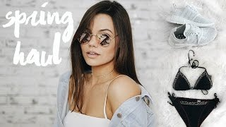 Spring Try-On Clothing Haul - Brandy Melville, Forever 21, Urban Outfitters and MORE!