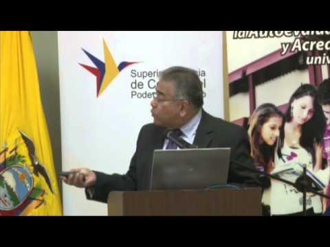 Dr. Mario Cruz - Estudios sobre las condiciones en el sector de tarjetas de crédito y débito
