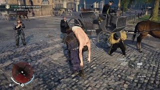 Three Minutes of Fighting in Assassin's Creed Syndicate