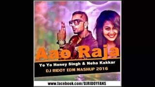 AAO RAJA  - DJ RIDOY EDM MASHUP