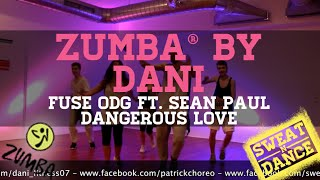 Zumba - Dangerous Love by Dani