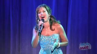 Jodi Benson (voice of The Little Mermaid) performs