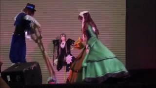 Rozen Maiden Cosplay Performance [Gamacon 2016] Souseiseki & Suiseiseki