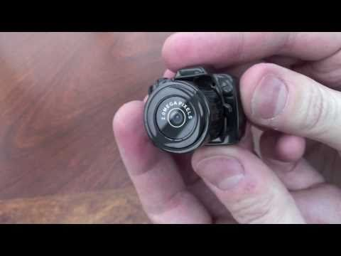 Y3000 - The Smallest 720p Camcorder In The World (in 2011)