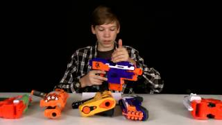 Nerf SMGs Comparison Part 2 - Which Should I Get?