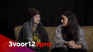 Billie Eilish: 'The world sucks and fame is trash.'