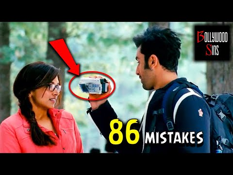 Xxx Mp4 PWW Plenty Wrong With Yeh Jawaani Hai Deewani 86 MISTAKES Full Movie Bollywood Sins 10 3gp Sex