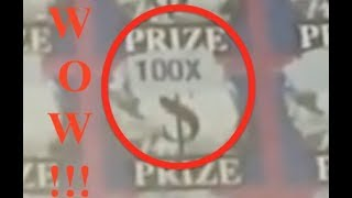 ✦✦ $110 Session ✦✦ Happy Halloween Special Scratch tickets lottery MA 100 TIMES WINNER!