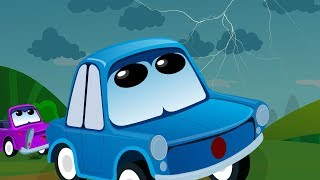 Zeek And Friends | I Hear Thunder | Nursery Rhymes | Car Rhymes And Songs