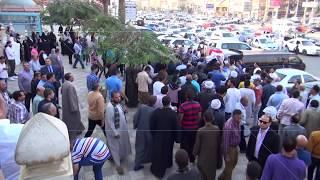 EGYPT || Slain officer Ahmed Fayez killed in al-Wahat al-Bahriya battle buried in Cairo