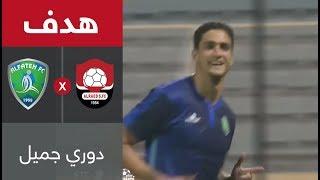 هدف الفتح الأول ضد الرائد (جواو بيدرو) في الجولة 3 من دوري جميل