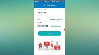 HOW TO USE JIO MONEY RS50 CASH BACK VOUCHER.