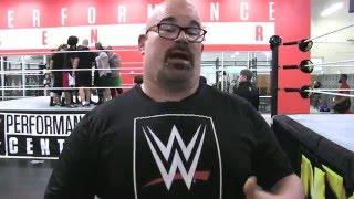 WWE Rising Superstars in Training