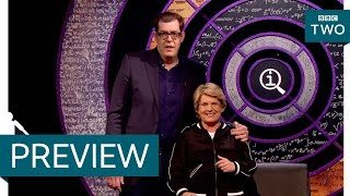 Does the 'average size' person really exist? - QI Series N Episode 7: Preview - BBC Two