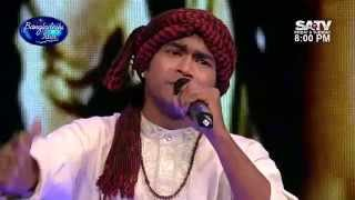 Arif   Gala Round 1st Episode Performance