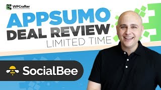 SocialBee Review - Evergreen Social Posting Automation Perfect MeetEdgar Alternative