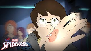 Origin 1 | Marvel's Spider-Man | Disney XD