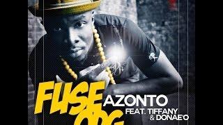 Fuse ODG -  Azonto (feat. Itz Tiffany) Lyrics + HD