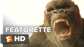 Kong: Skull Island Featurette - IMAX (2017) - Tom Hiddleston Movie