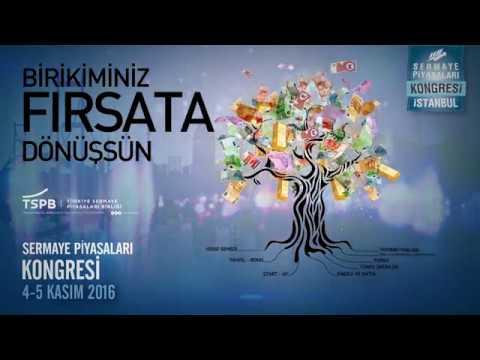 Sermaye Piyasaları Kongresi Tanıtım Filmi