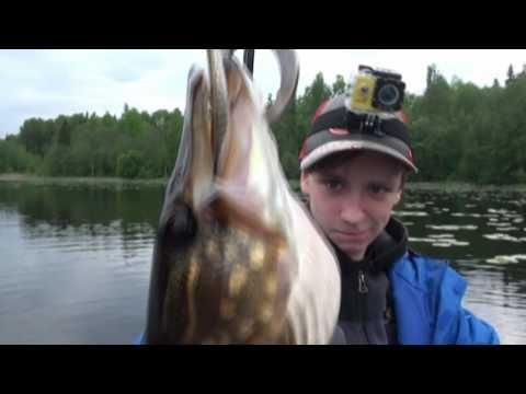 озеро валдай рыбалка видео