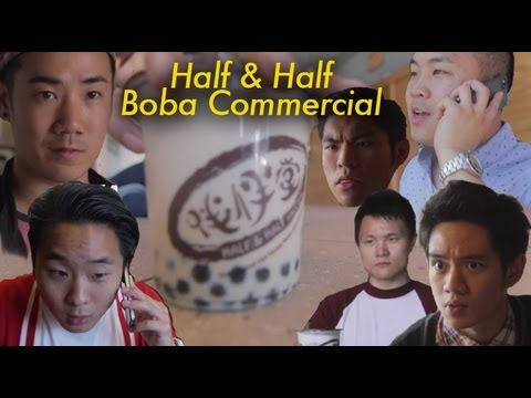 Half & Half Boba Commercial Fung Bros and Instant Noodles Crew
