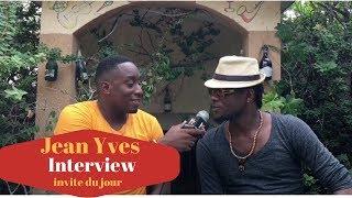 "Jean Yves Toussaint of Relax compas Interview on "" Invite Du Jour """