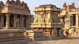 The Ruins of Hampi, Karnataka, India in 4K (Ultra HD)