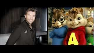 Chris Young - I Can Take It From There Chipmunk version