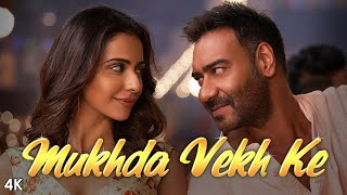 Mukhda Vekh Ke De De Pyaar De  Ajay D Tabu Rakul l Surjit Bindrakhia Mika S Dhvani B Manj M Kumaar uploaded on 01-06-2019 12661137 views