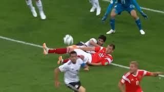 Russia vs Egypt 3-1 Highlights 2018