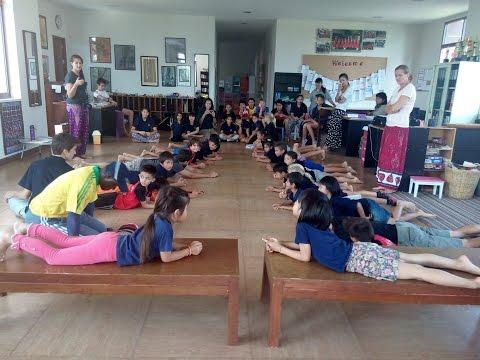 Halio School - 10 minute Plank Challenge 2016