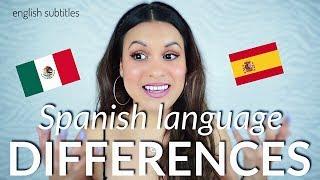 Diferencias español México - España | Ande Asiul