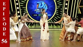 D4 Junior Vs Senior I Ep 56 - Onam celebrations everywhere I Mazhavil Manorama