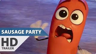 SAUSAGE PARTY Red Band Trailer 3 (2016)