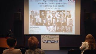 Key development and discoveries in stellar spectroscopy