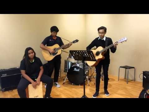 Sezairi Sezali - Broken (Cover by Sounds of The Late Night)