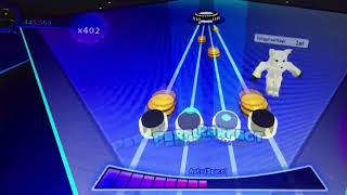 Robeats Staring at Star (1M Score with gear)