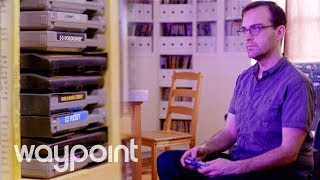 Meet the Man Trying to Save Lost Video Games