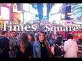 Times Square Night Tour/ Walking around Times Square at Night in New York City/Manhattan/New York