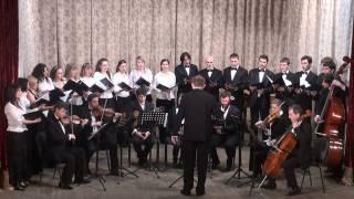"""J.S.Bach - BWV 208 ''Lebe, Sonne dieser Erden"""" (choir)"""